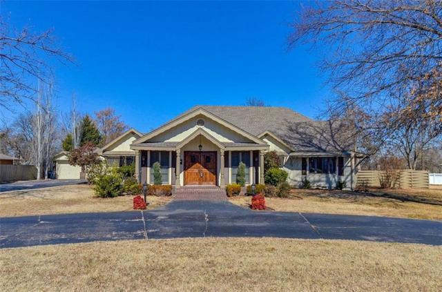 312 E Federal, Shawnee, OK 74804 (MLS #808158) :: Homestead & Co