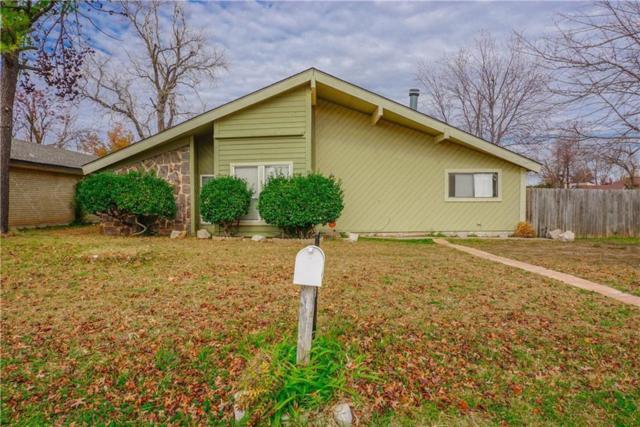 8203 85th, Oklahoma City, OK 73132 (MLS #808169) :: Barry Hurley Real Estate