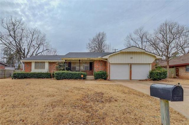 2600 Acacia, Norman, OK 73072 (MLS #808172) :: Barry Hurley Real Estate