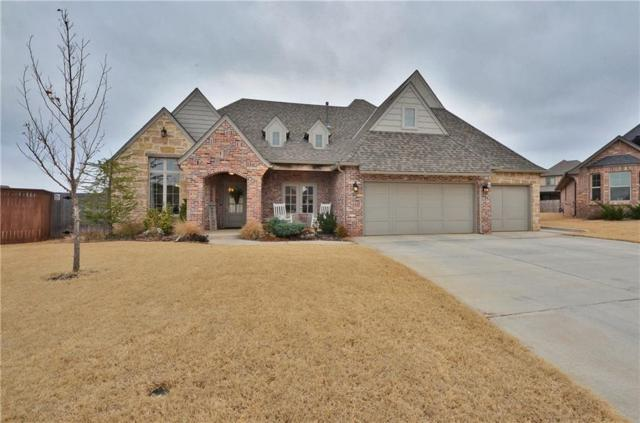 4908 Fremont Bridge Ct. Court, Edmond, OK 73034 (MLS #808194) :: Wyatt Poindexter Group