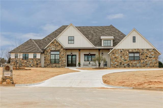 5400 Cottonwood Creek, Norman, OK 73069 (MLS #808199) :: Wyatt Poindexter Group
