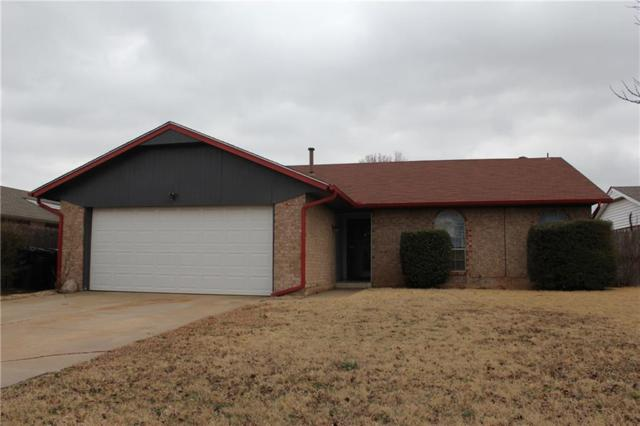 9908 S Clegern, Oklahoma City, OK 73139 (MLS #808200) :: Barry Hurley Real Estate