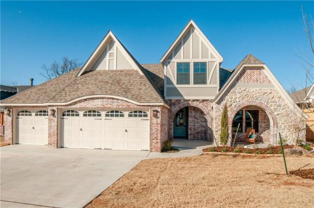 1601 Boathouse Road, Edmond, OK 73034 (MLS #808207) :: Barry Hurley Real Estate