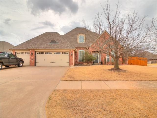 1100 Camelot, Yukon, OK 73099 (MLS #808212) :: Wyatt Poindexter Group