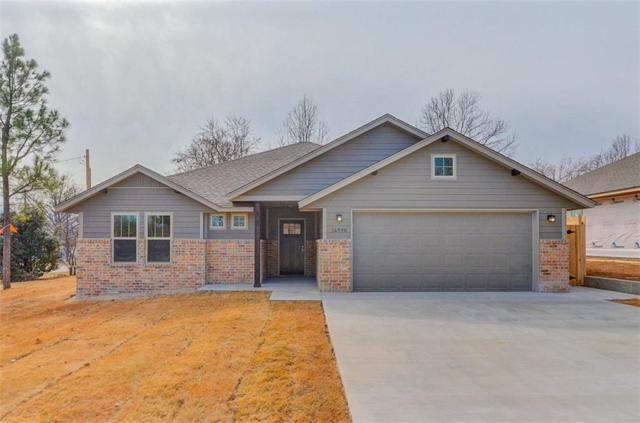 14990 NE 2nd Street, Choctaw, OK 73020 (MLS #808216) :: Barry Hurley Real Estate