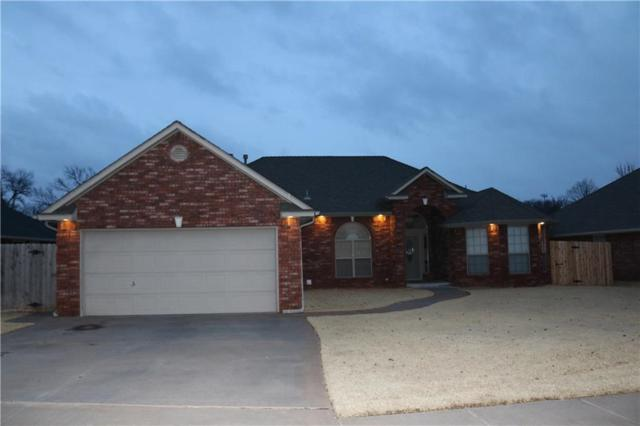 12500 Kingsridge Terrace, Oklahoma City, OK 73170 (MLS #808221) :: Barry Hurley Real Estate