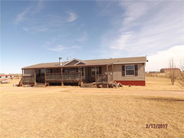 10784 N 1990, Elk City, OK 73644 (MLS #808264) :: Wyatt Poindexter Group
