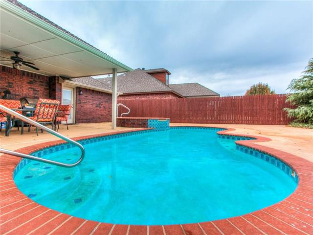 5001 NW 161st Street, Edmond, OK 73013 (MLS #808277) :: Wyatt Poindexter Group