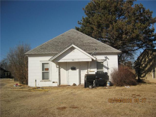 421 W A Avenue, Elk City, OK 73644 (MLS #808335) :: KING Real Estate Group