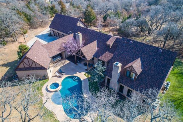 6003 Lakewood Ridge Road, Edmond, OK 73013 (MLS #808370) :: Meraki Real Estate