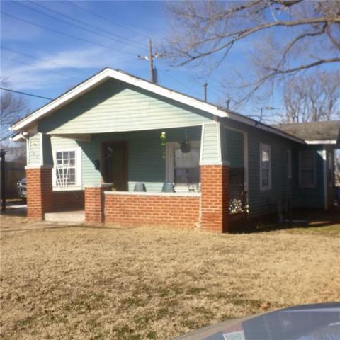 107 W B Avenue, Elk City, OK 73644 (MLS #808374) :: Wyatt Poindexter Group