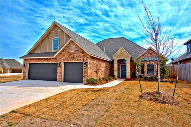 1804 Lago Drive, Moore, OK 73160 (MLS #808395) :: Wyatt Poindexter Group