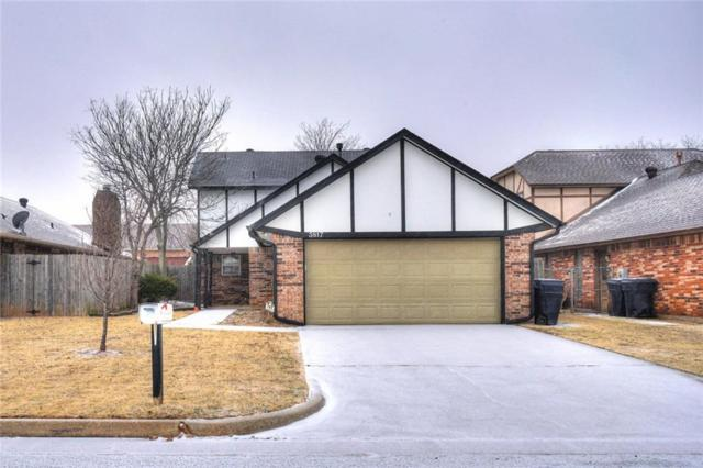 3817 Windswest Court, Oklahoma City, OK 73179 (MLS #808409) :: Wyatt Poindexter Group