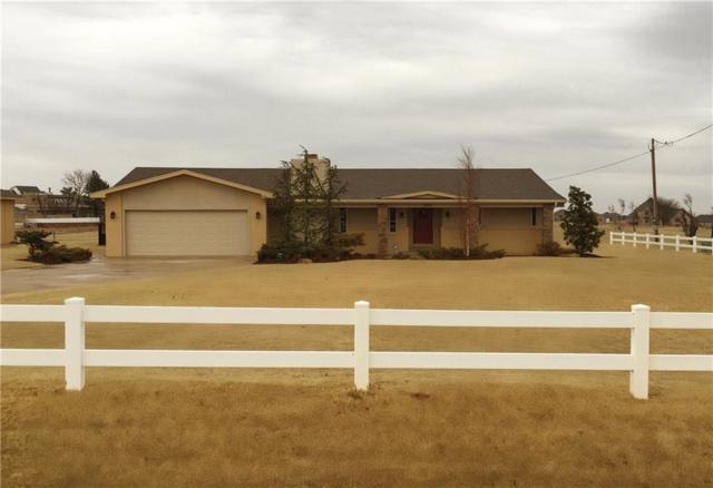 4820 S Washington, Elk City, OK 73644 (MLS #808410) :: KING Real Estate Group