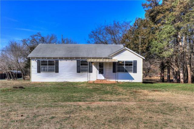 5301 S Post Road, Oklahoma City, OK 73150 (MLS #808424) :: Barry Hurley Real Estate