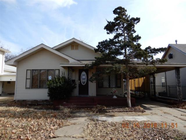 653 N Louisa Avenue, Shawnee, OK 74801 (MLS #808450) :: Wyatt Poindexter Group