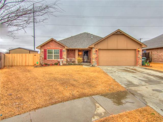 1403 Spoonwood Drive, Norman, OK 73071 (MLS #808451) :: Wyatt Poindexter Group