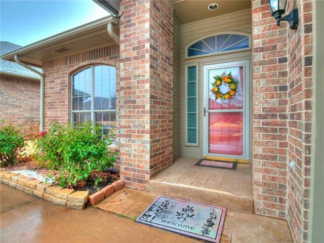 16109 Vintage Court, Edmond, OK 73013 (MLS #808458) :: Wyatt Poindexter Group