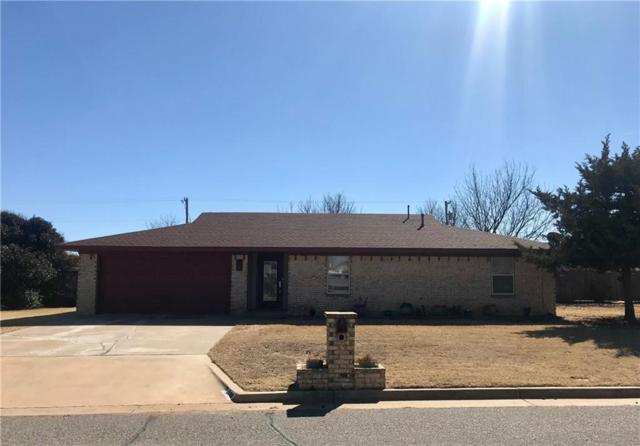 1108 Trail Dr. S, Altus, OK 73521 (MLS #808489) :: Wyatt Poindexter Group