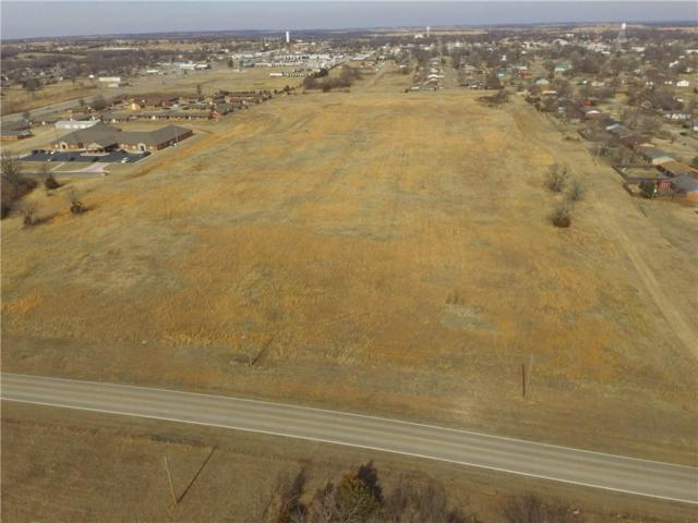 Elm Street, Stroud, OK 74079 (MLS #808520) :: KING Real Estate Group