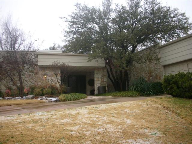 1232 Glenbrook Drive, Oklahoma City, OK 73118 (MLS #808563) :: Wyatt Poindexter Group
