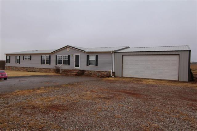 19918 E 1070, Elk City, OK 73644 (MLS #808637) :: Erhardt Group at Keller Williams Mulinix OKC