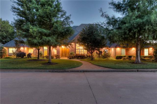 3240 Brush Creek Road, Oklahoma City, OK 73120 (MLS #808652) :: Wyatt Poindexter Group