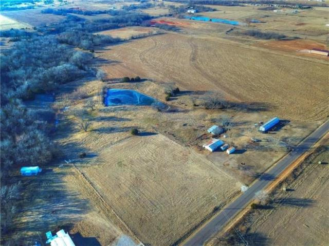 388 Redbud Lane 14 Acre, Goldsby, OK 73093 (MLS #808672) :: Wyatt Poindexter Group
