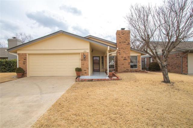 6716 Fawn Canyon, Oklahoma City, OK 73162 (MLS #808689) :: Wyatt Poindexter Group