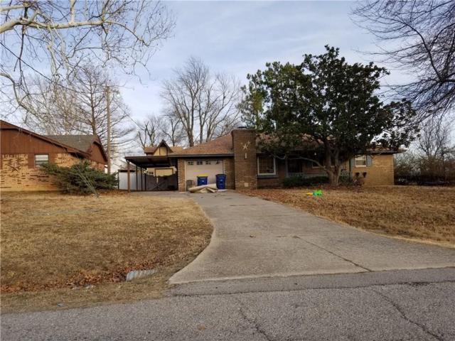 2740 Hawkins, Choctaw, OK 73020 (MLS #808695) :: Wyatt Poindexter Group