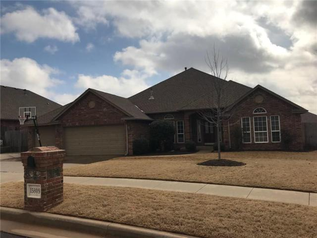 15809 Harts Mill Road, Edmond, OK 73013 (MLS #808718) :: Wyatt Poindexter Group