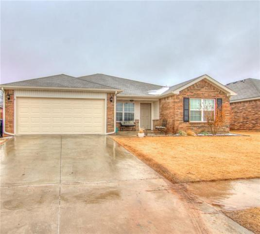 3024 SE 96th Street, Moore, OK 73160 (MLS #808729) :: Wyatt Poindexter Group