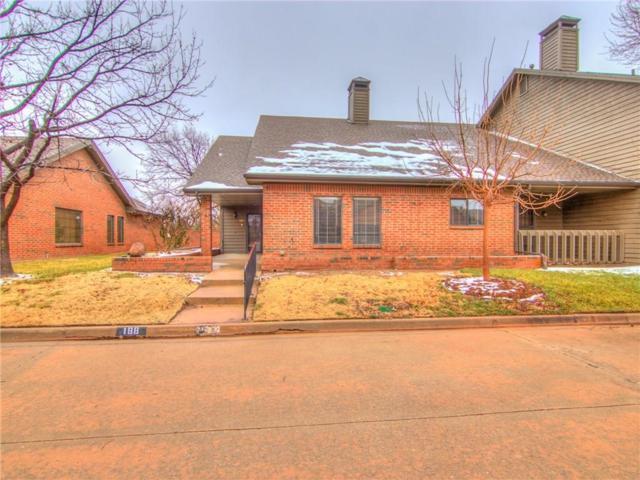 11300 N Pennsylvania Avenue #188, Oklahoma City, OK 73120 (MLS #808754) :: Meraki Real Estate