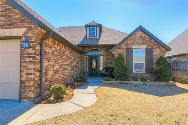 10208 SW 25th Street, Yukon, OK 73099 (MLS #808774) :: Wyatt Poindexter Group