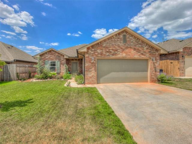 3517 NW 164th Terrace, Edmond, OK 73013 (MLS #808824) :: Wyatt Poindexter Group