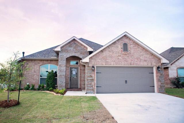 912 SW 140th Street, Oklahoma City, OK 73170 (MLS #808840) :: Wyatt Poindexter Group