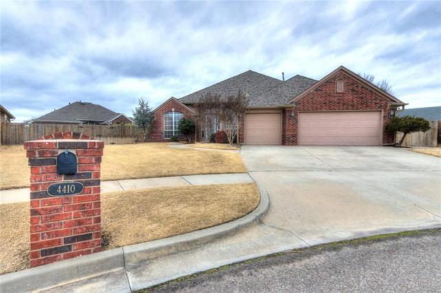 4410 Pennington Court, Norman, OK 73072 (MLS #808936) :: Meraki Real Estate