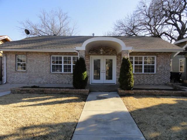 2032 NW 18th Street, Oklahoma City, OK 73106 (MLS #809097) :: Wyatt Poindexter Group