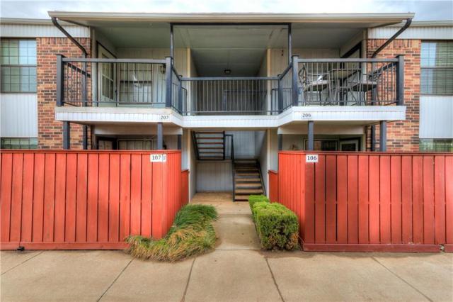 3003 River Oaks Drive #207, Norman, OK 73072 (MLS #809108) :: Barry Hurley Real Estate