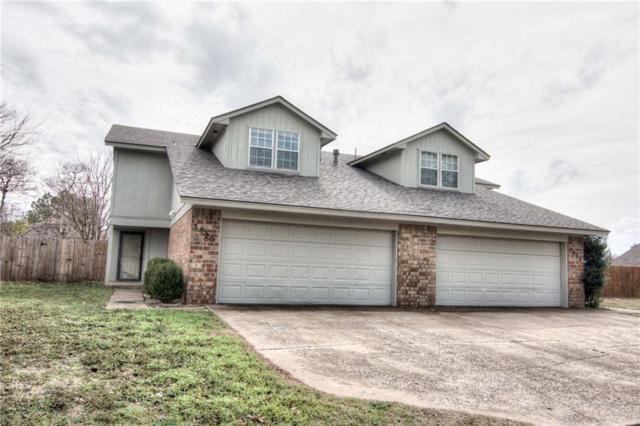 3820 Quail Run Circle, Norman, OK 73072 (MLS #809139) :: Erhardt Group at Keller Williams Mulinix OKC