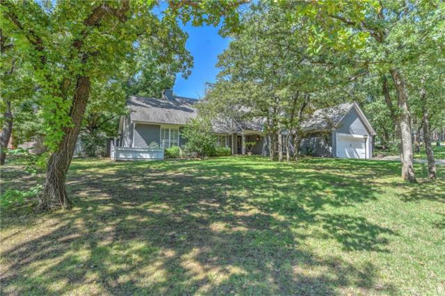 405 NW Crown Colony Road, Edmond, OK 73034 (MLS #809164) :: Wyatt Poindexter Group
