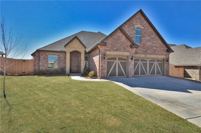 19009 Barnstable Court, Edmond, OK 73012 (MLS #809173) :: Wyatt Poindexter Group