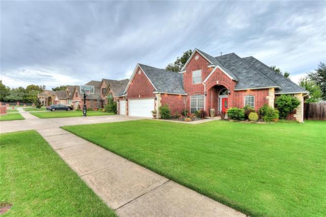 1101 Hearthstone, Norman, OK 73072 (MLS #809186) :: Meraki Real Estate