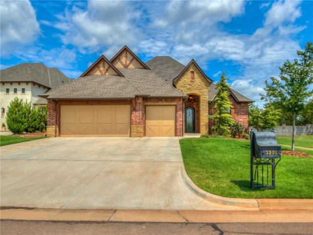 3201 NW 157th Street, Edmond, OK 73013 (MLS #809213) :: KING Real Estate Group