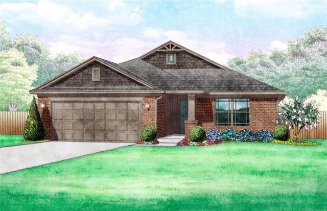 15708 Gunnison Drive, Edmond, OK 73013 (MLS #809225) :: Wyatt Poindexter Group