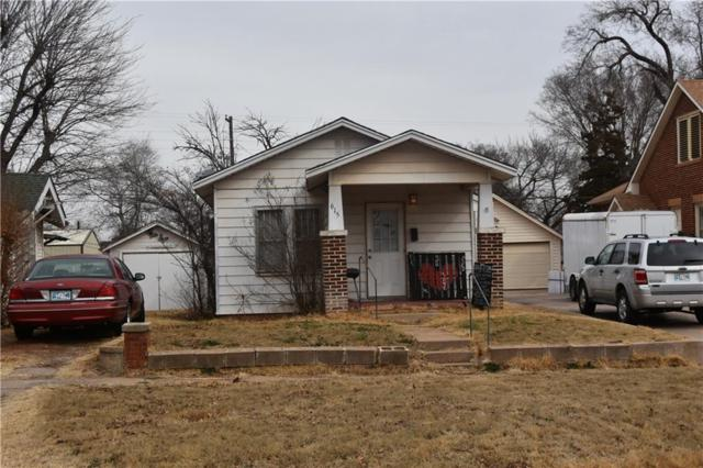 615 W 5th, Elk City, OK 73644 (MLS #809229) :: KING Real Estate Group