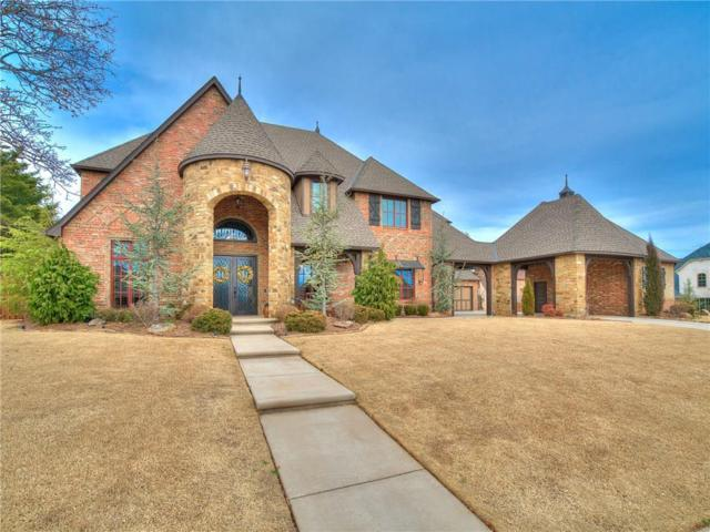 2309 Lone Oak Way, Edmond, OK 73034 (MLS #809255) :: Barry Hurley Real Estate