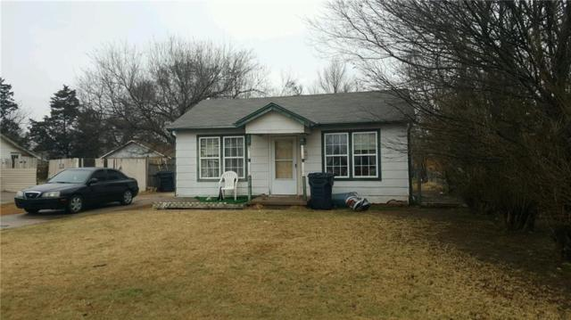 2511 41st, Oklahoma City, OK 73119 (MLS #809264) :: Erhardt Group at Keller Williams Mulinix OKC