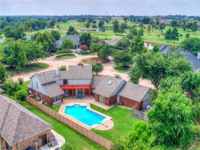 3465 Brush Creek Road, Oklahoma City, OK 73120 (MLS #809291) :: Wyatt Poindexter Group