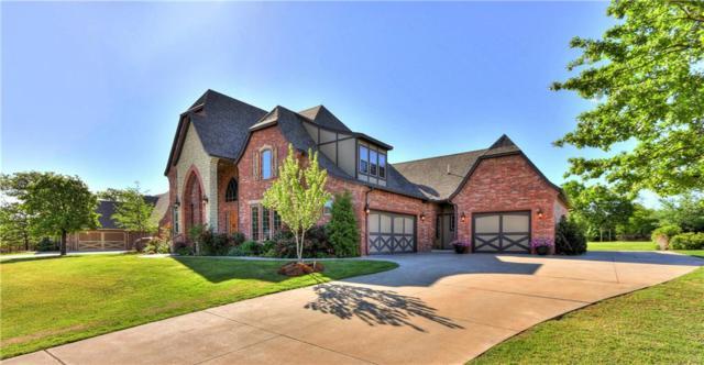 1634 Savona Lane, Edmond, OK 73034 (MLS #809304) :: Wyatt Poindexter Group